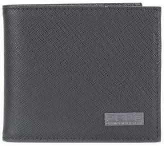 fe-fe logo plaque wallet