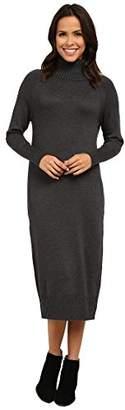 Vince Camuto Women's Turtleneck Maxi Sweater Dress XS