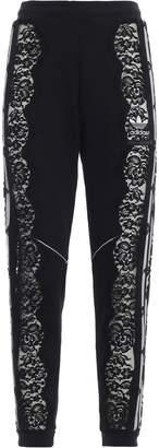 Stella McCartney Adidas By Lace Panel Track Pants