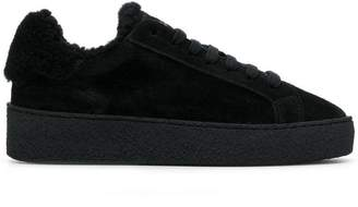 DSQUARED2 low top lace-up sneakers