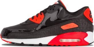 Nike 90 Anniversary 'Black Croc' - Black/Infrared