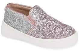 MICHAEL Michael Kors Ivy Ombre Glitter Slip-On Sneaker