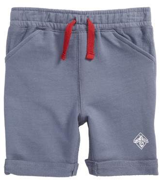 Burt's Bees Baby Roll Cuff French Terry Shorts