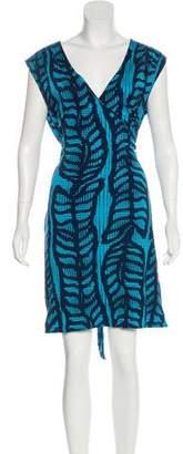 Tory Burch Silk Wrap Dress