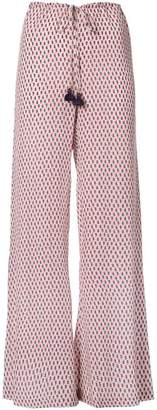 Figue Estela printed trousers
