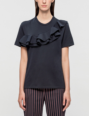 MSGM Ruffle Top $140 thestylecure.com