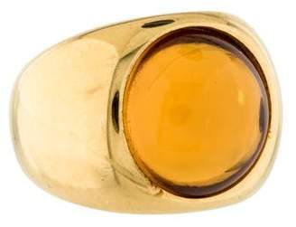 Lalique Crystal Ring