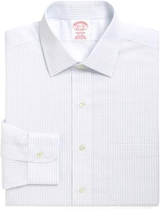Brooks Brothers Classic Fit Check Dress Shirt
