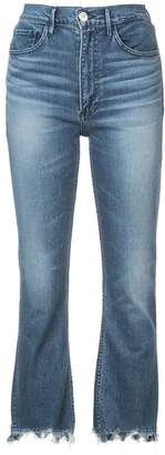 3x1 Empire Bell Crop jeans