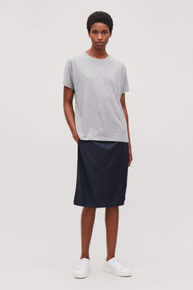 Cos OVERSIZED SPECKLED T-SHIRT