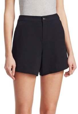 Rag & Bone Sage Button-Front Shorts