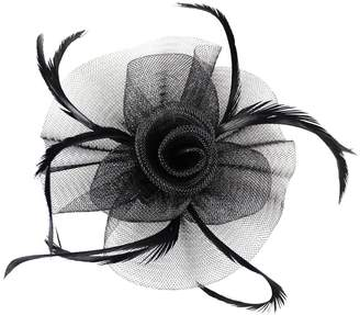 Jelinda Women Flower Headwear Wedding Party Hair Clip Fascinator Headpiece