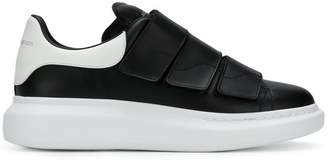 Alexander McQueen tri-strap sneakers