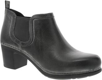 Dansko Harlene Block Heel Bootie