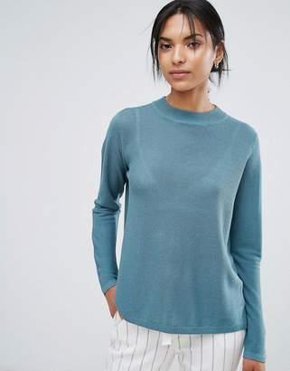 Just Female Franklin Cross Knit Sweater