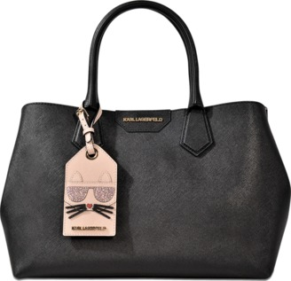 Karl Lagerfeld K Lady Shopper $360 thestylecure.com
