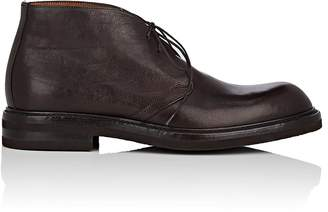 Antonio Maurizi MEN'S LEATHER CHUKKA BOOTS