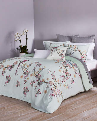 Ted Baker ORIELE Flight of the Orient queen size duvet cover
