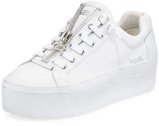 Ash Buzz Zip Platform Sneakers