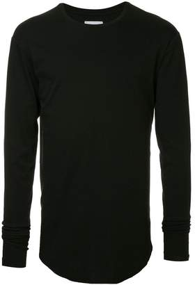 Song For The Mute long sleeved T-shirt