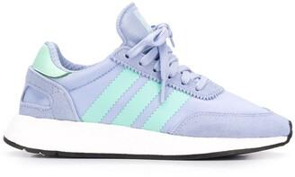 adidas Contrast Stripe Sneakers