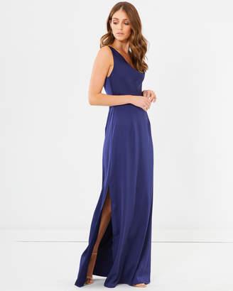 Meredith Cowl Neck Dress