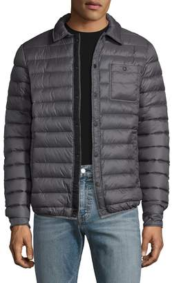 Slate & Stone Men's Quilted Puffer Jacket