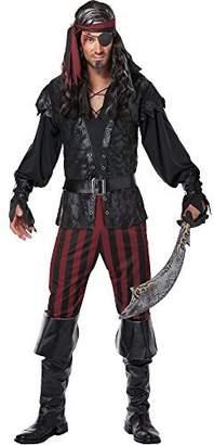 California Costumes Men's Ruthless Rogue Pirate Buccaneer Swashbuckler