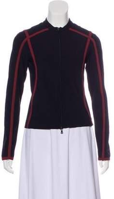 Prada Sport Casual Zip-Up Jacket