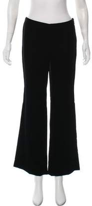 Tory Burch Mid-Rise Wide-Leg Pants w/ Tags