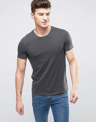 Benetton Scoop Neck T-Shirt