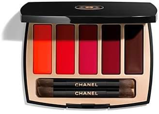 Chanel LA PALETTE CARACTÈRE EXCLUSIVE CREATION Lipstick Palette