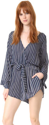 FAITHFULL THE BRAND Long Bay Romper $149 thestylecure.com