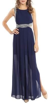 TFNC Malaga Sleeveless Gown