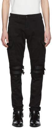 Amiri Black Camo Classic MX1 Cargo Pants