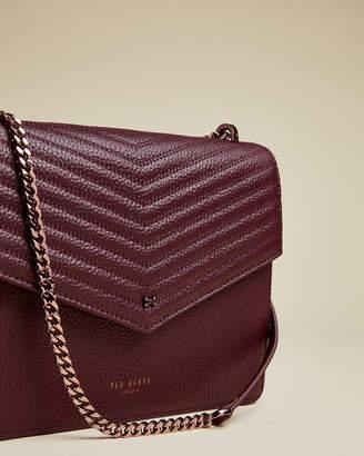 Ted Baker KALILA Leather envelope cross body bag