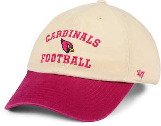 '47 Arizona Cardinals Steady Two-Tone Clean Up Cap
