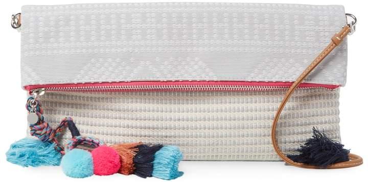 Vince Camuto Women's Pria Cotton Crossbody Bag