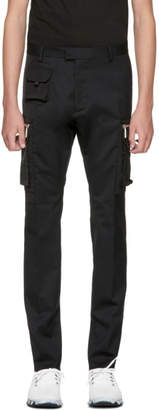 DSQUARED2 Black Trekking Cargo Pants