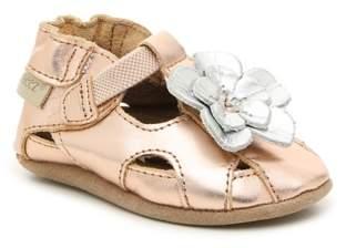 Robeez Pretty Pansy Crib Shoe - Kids'