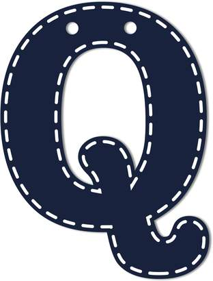 CoCalo Mix & Match Navy Hanging Letters, Q by
