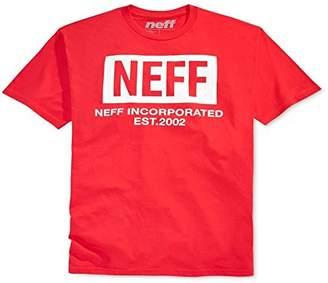Neff Men's New World T-Shirt