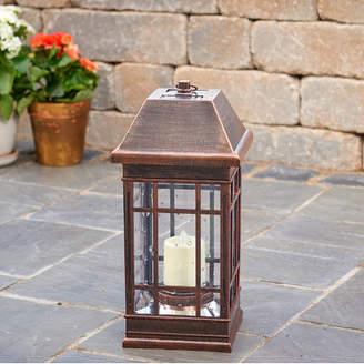 Smart Solar San Rafael II Solar Plastic Lantern