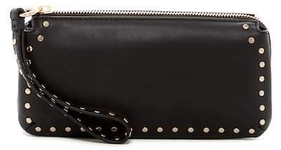 Vince Camuto Elyna Leather Wristlet