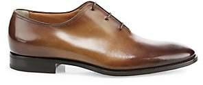 Santoni Men's Leather Dress Shoes