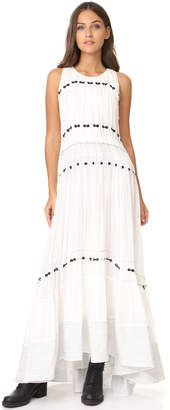 3.1 Phillip Lim Pintuck Gown with Silk Ties $1,250 thestylecure.com