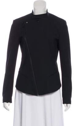 Elizabeth and James Asymmetrical Zip Jacket