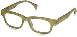 Peepers Unisex-Adult Milestone 2399300 Square Reading Glasses