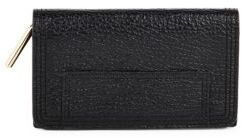 3.1 Phillip Lim Pashli Textured Leather Wallet