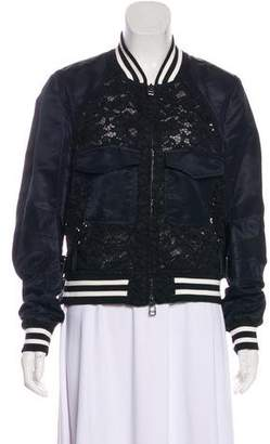 Veronica Beard Jones Bomber Jacket w/ Tags